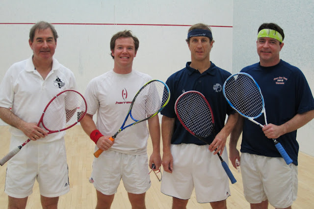 2011 State A Doubles: Finalists - Sandy Tierney & Pat Malloy; Champions - Chris Spahr & Doug Lifford