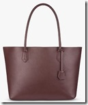 Hobbs Mulberry Leather Tote