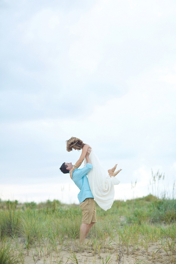Virginia Beach Courthouse >> Romantic Casual Beach Engagement Session   Tidewater and Tulle   Coastal Virginia Wedding Blog ...