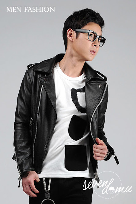 seven domu korean+style+biker+jacket+sk19+ 3