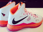 """Nike LeBron X - """"Miami Floridians"""" Home PE"""