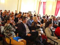 04 Intézmények, civil szervezetk vezetői és önkormányzatok képviselői a fórumon.JPG
