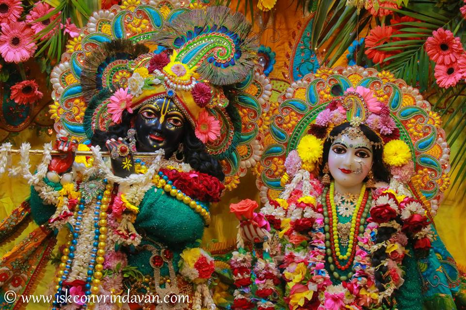 ISKCON Vrindavan Deity Darshan 03 jan 2017 (17)