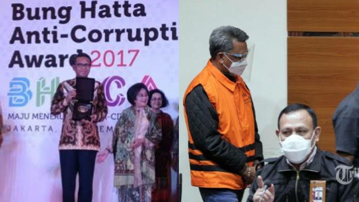 Firli soal Nurdin: Jangan Pikir Penerima Penghargaan Tak Akan Korupsi