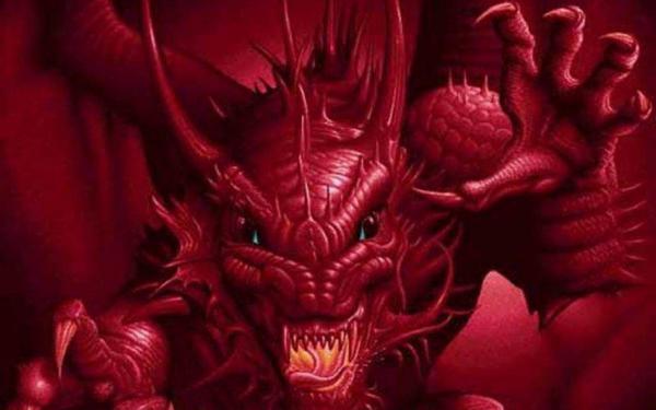Red Dragon Attack, Evil Creatures