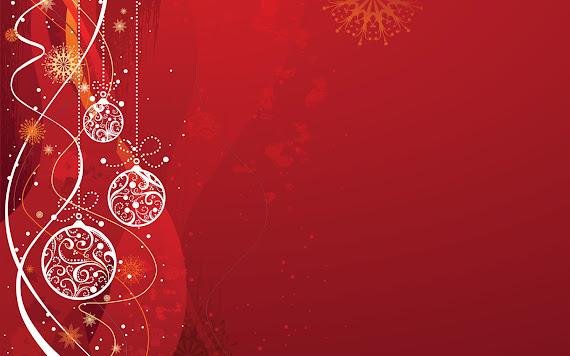 besplatne Božićne pozadine za desktop 1920x1200 free download blagdani čestitke kuglice za bor Merry Christmas