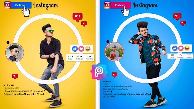 Instagram Effect Photo Editing Pics art Background And Png 2021   Viral Instagram Photo Editing   RTWORLD