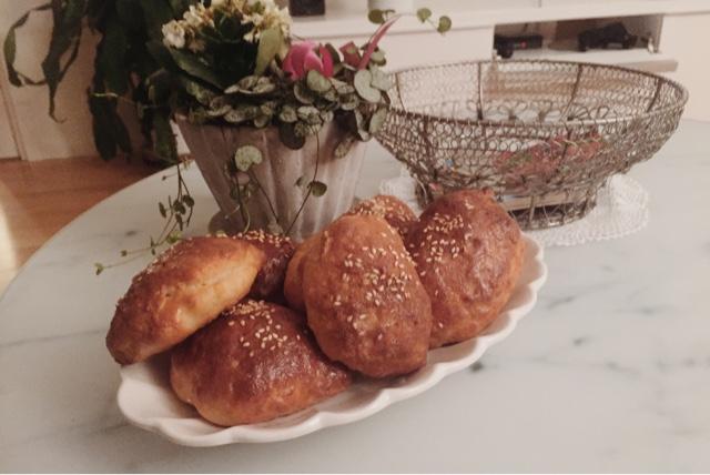 Glutenfria turkiska piroger