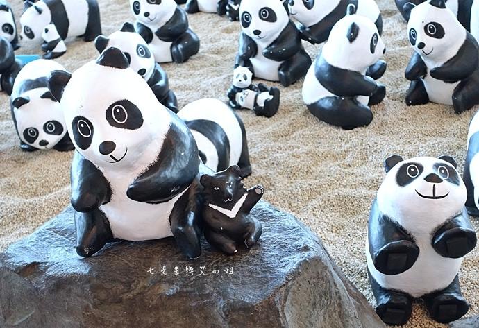 23 1600熊貓世界之旅-SOGO復興館日式庭園