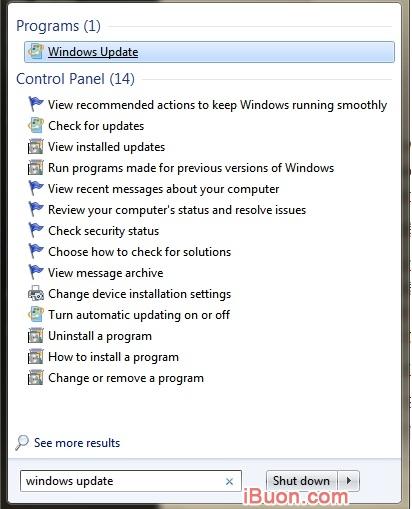 Ảnh mô phỏngLàm thế nào để tắt Windows 7/8/8.1/10 tự nâng cấp, cập nhật - tat-windows-update-2