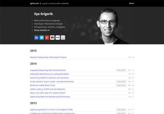 Ilya Grigorik's Blog