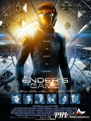 Phim Cuộc Đấu Của Ender - Ender's Game (2013)