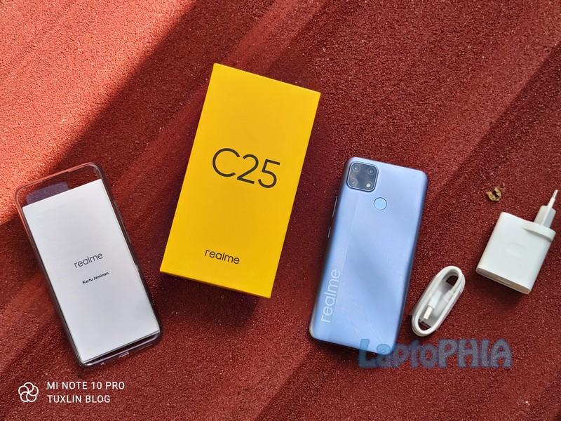 Paket Pembelian Realme C25