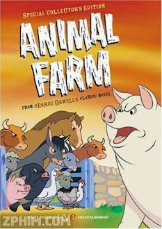 Trại Súc Vật - Animal Farm (1954) Poster