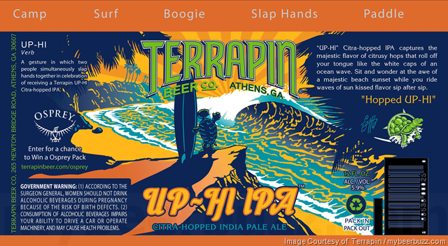 Image result for terrapin up hi ipa