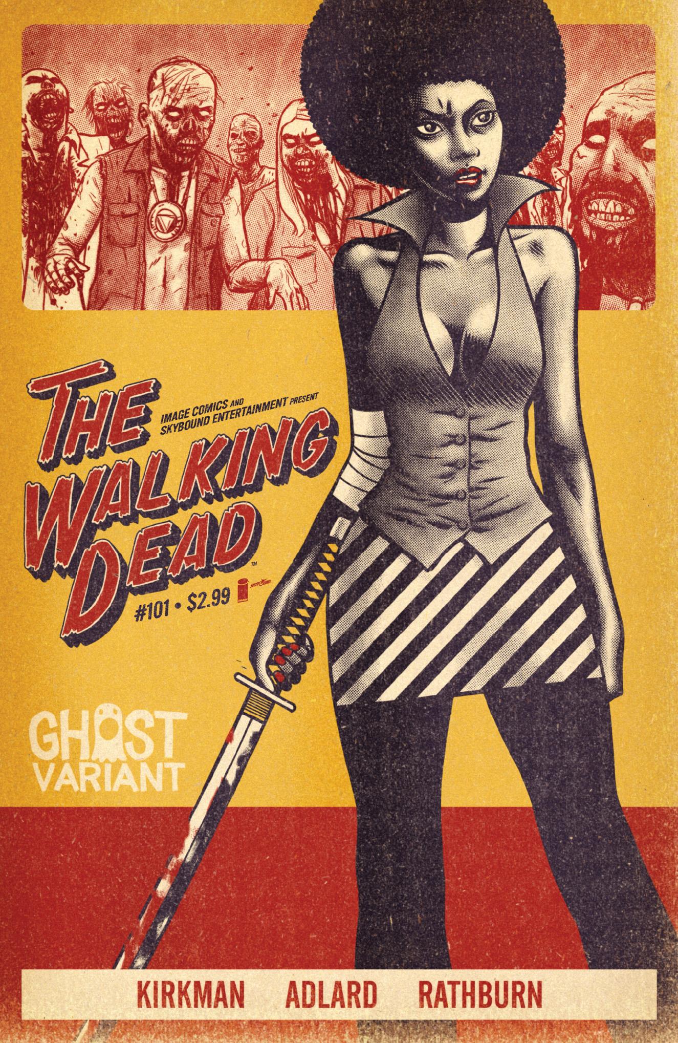 The Walking Dead Fanseite