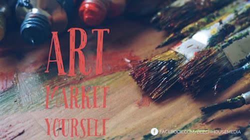 How to art market yourself