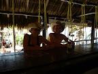 Unsere Unterkunft in Tulum