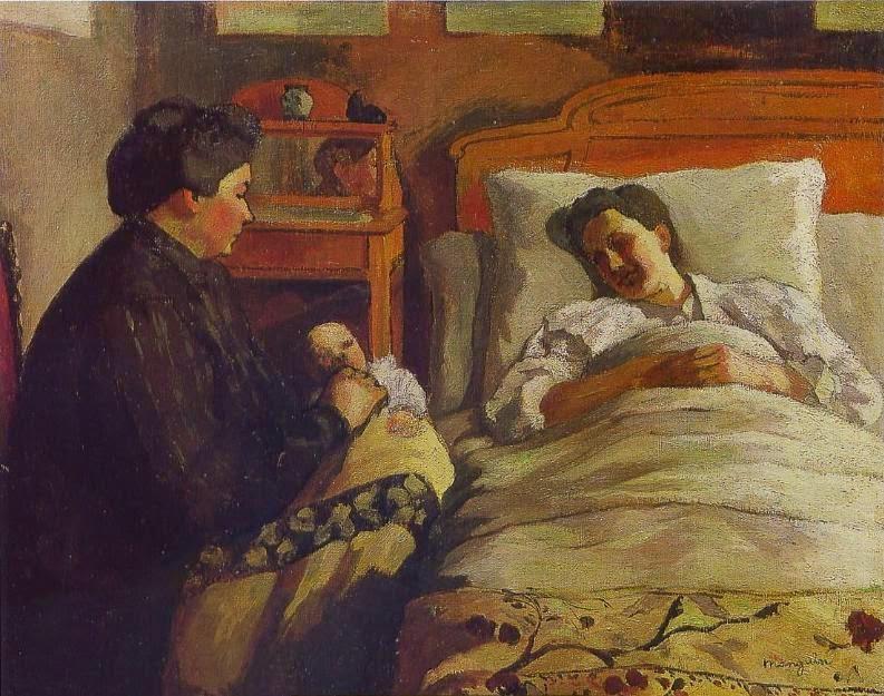 Henri-Charles Manguin - Maternité