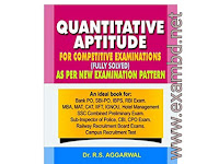 Quantitative Aptitude for Competitive Examination - PDF ফাইল
