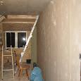 Verbouwen dag 106; 25-10-2008