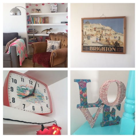Review of my stay at a beautiful, airy seaside AirBnB flat in Kemp Town, Brighton