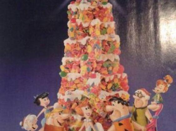 Wilma's Holiday Tree Recipe