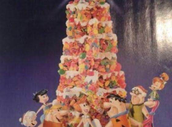 Wilma's Holiday Tree Recipe