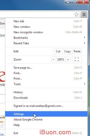 Ảnh mô phỏngGỡ bỏ hoàn toàn WebSearch Toolbar và WebSearch.com - Reset-Chrome-Settings-1
