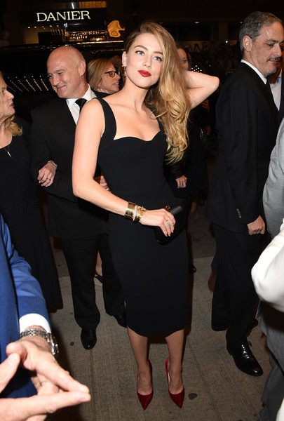 Amber Heard 2015 Toronto International Film