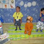 Rhyme Enactment - Five Little Monkey (Nursery) 24-9-14