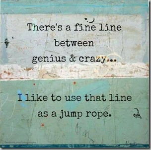 fine line between genius and crazy 2