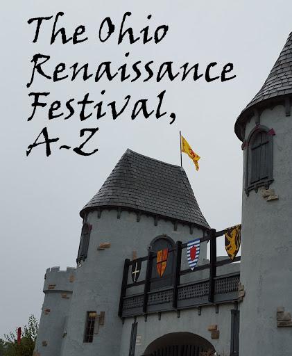 The Ohio Renaissance Festival, A-Z