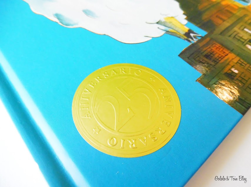 Album ilustrado Gilda, la oveja gigante NubeOcho