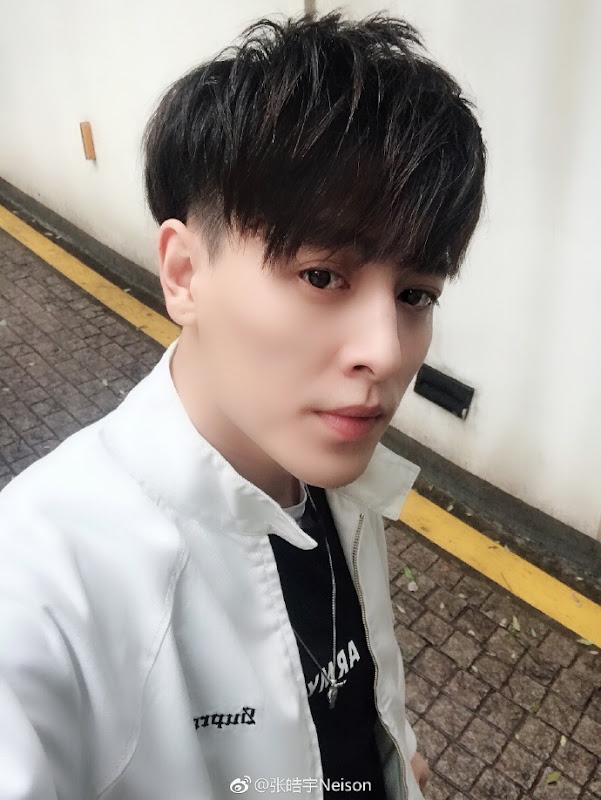 Zhang Haoyu China Actor