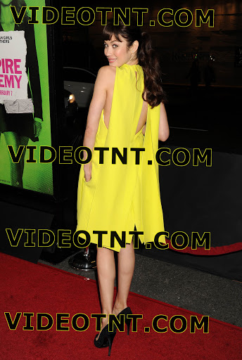 Olga Kurylenko   Vampire Academy premiere in LA 007 122085.jpg