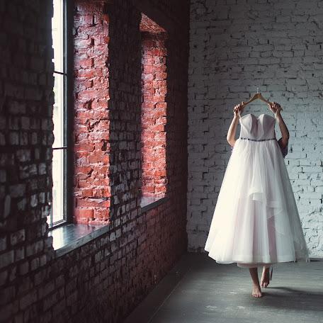 Wedding photographer Kseniya Ivanova (kinolenta). Photo of 30.10.2017