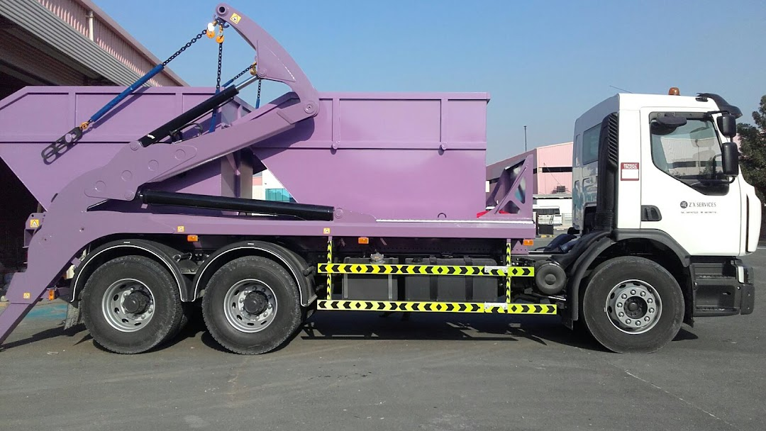 ZX TRADING SERVICES TRANSPORT CO  W L L - Waste Management