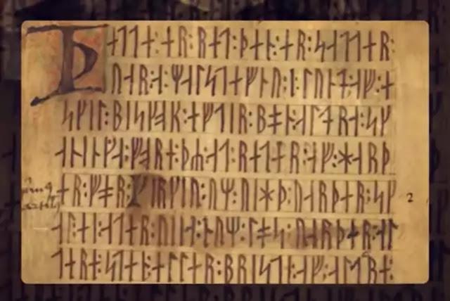 Literate Men And Women Wrote In Runes