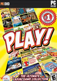 Play! The Ultimate Casual Game Collection - Review By John Goodman
