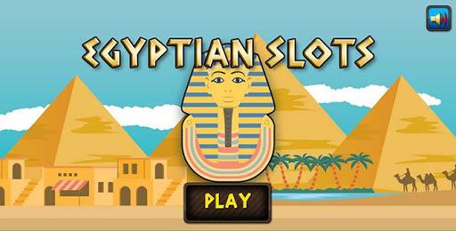 Egyptian Slots  captures d'u00e9cran 1