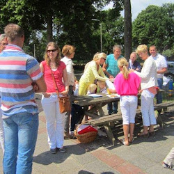 Wijk-Estafette 1 juni 2014