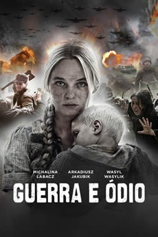Capa Guerra e Ódio (2019) Legendado Torrent