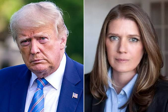 Trump sues his niece and New York Times for $100m