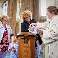 Doopdienst Grote Kerk 1 juni 2014