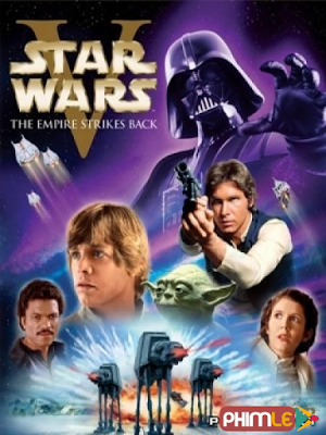 Phim Chiến Tranh Giữa Các Vì Sao 5 - Star War 5 (1980)