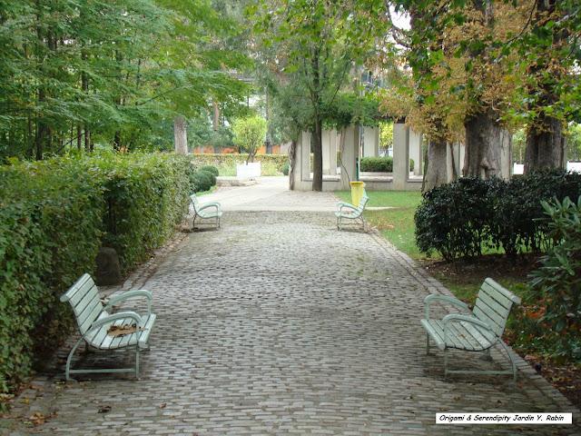 Jardín Yitzhak Rabin, Bercy, París, Elisa N, Blog de Viajes, Lifestyle, Travel