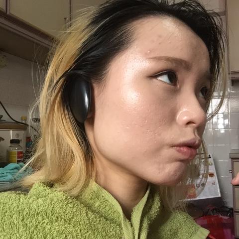 KUROYUKIS : Gatsby Bubble Hair Dye -Almond Ash- (review)