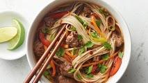 Soba Noodle Soup Recipe