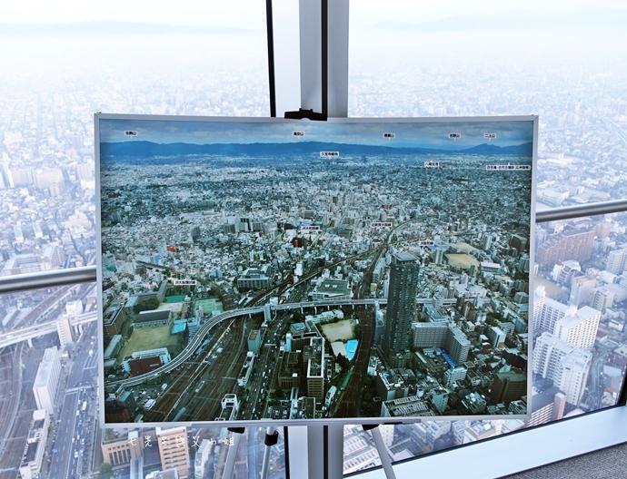 19 日本大阪 阿倍野展望台 HARUKAS 300 日本第一高摩天大樓 360度無死角視野 日夜皆美